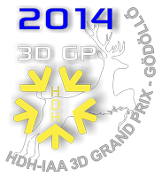 3D GP 2014 - 1st leg